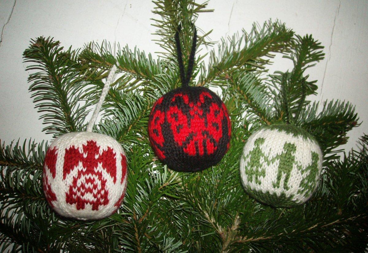 Årets sidste julekugler (Glædelig jul del 3)