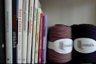 Strikkebøger og Zpaghetti