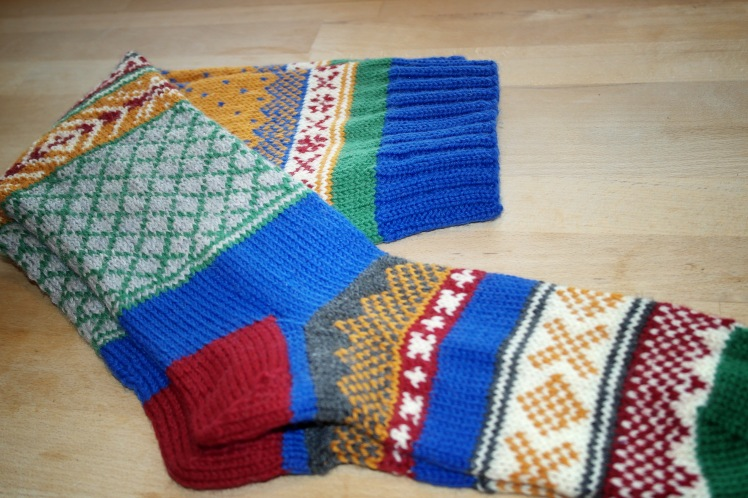 Lange sokker
