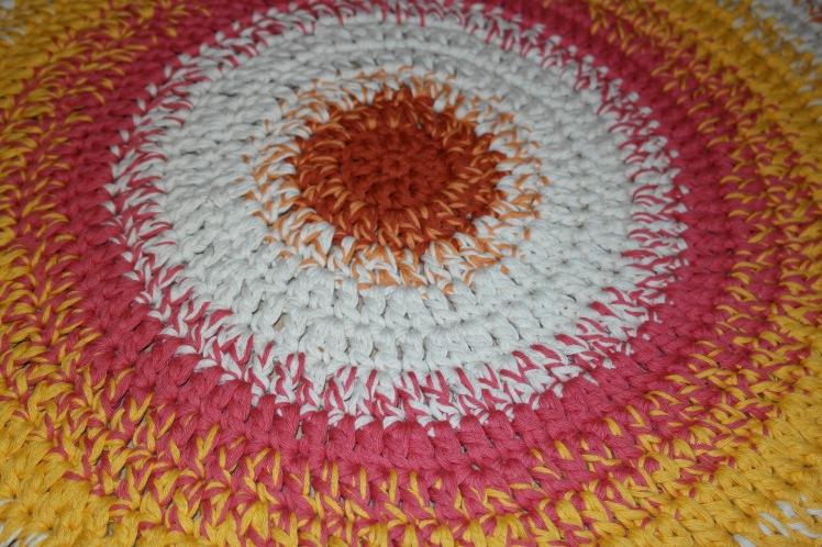 Hæklet tæppe 2